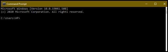 command prompt on windows to check telnet mysql database connection