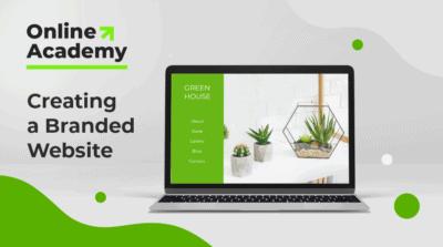 Creating a Branded Website