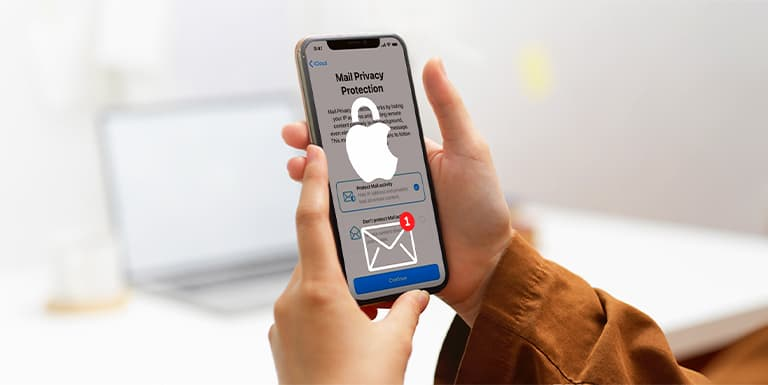 Apple email privacy update